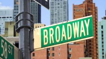 Bajban a Broadway?