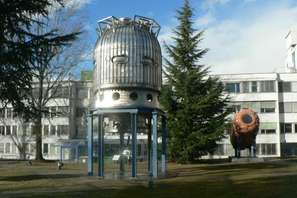 CERN - Lausanne, Svájc