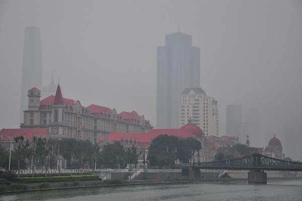Ködszurkáló - az Operaház Kínában