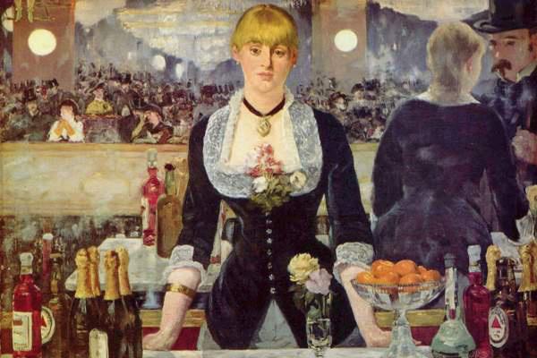 Manet - A Folies-Bergère bárja