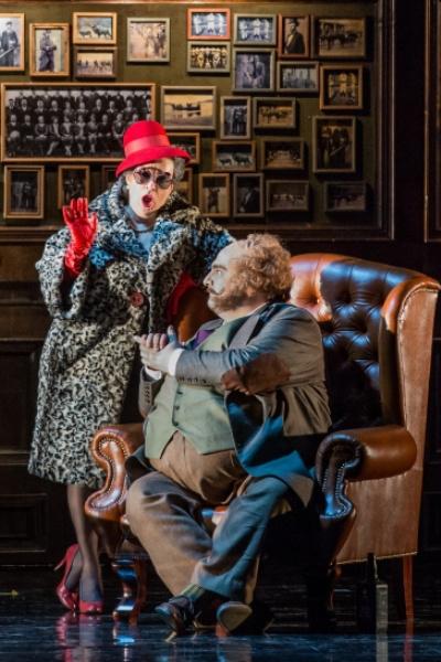 Verdi: Falstaff - Budai Lívia és Kiril Manolov