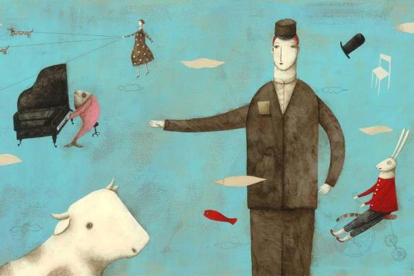 Rofusz Kinga illusztrációja