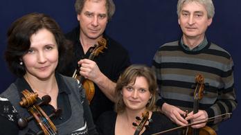 A Keller-kvartett a Wine&Violinon
