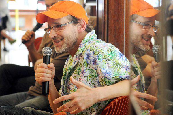 Zsótér Sándornak nem kell magyarázni a bizonyítványt - Pécsi Országos Színházi Találkozó - 7. nap