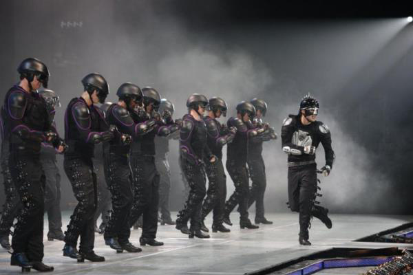 Lord Of The Dance - 2014.
