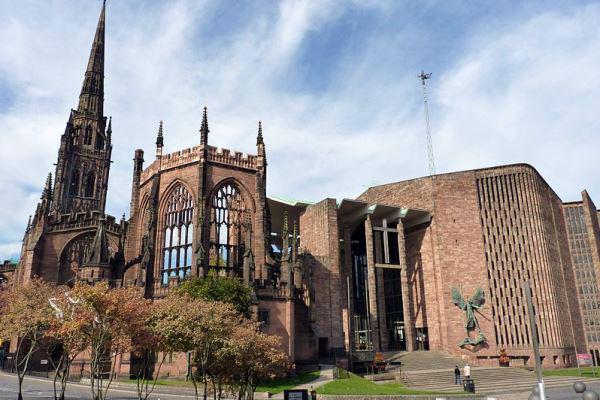 Coventry katedrálisa