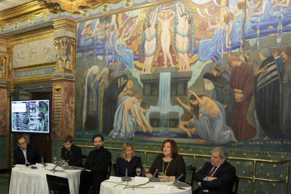 Varázsfuvola és énekverseny - sajtótájékoztató a Zeneakadémián