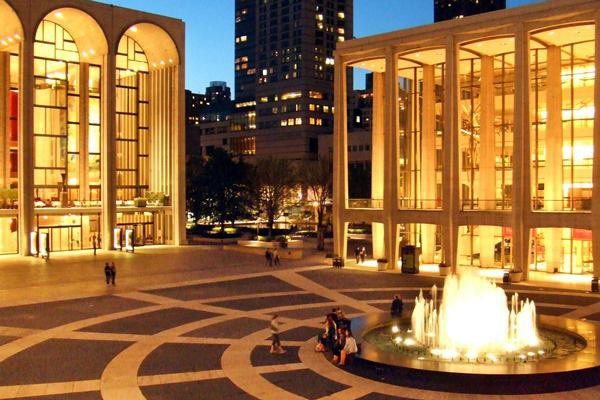 A Lincoln Center