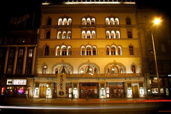 Színház- és Filmművészeti Egyetem - Rákóczi úti épület