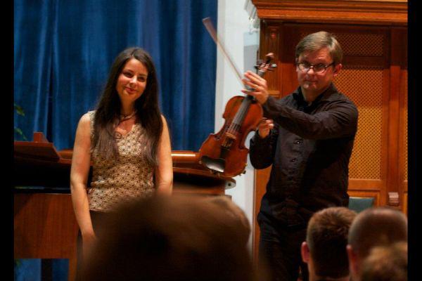 David Danel és Marczi Mariann