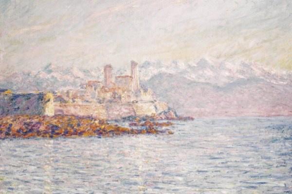 Claude Monet – Antibes (1888) - Collection Pérez Simón, Mexico © Arturo Piera