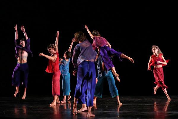Rise - Doug Varone and Dancers