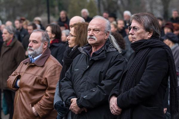 Jancsó Miklós temetése - Zorán