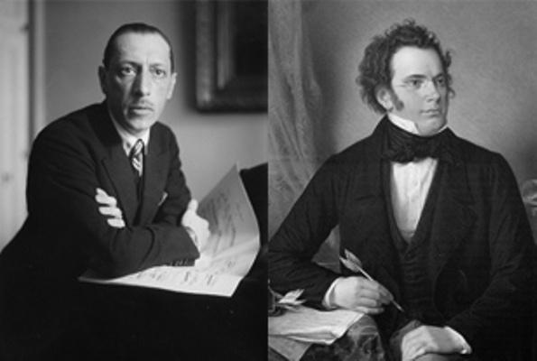 I. Stravinsky_F. Schubert