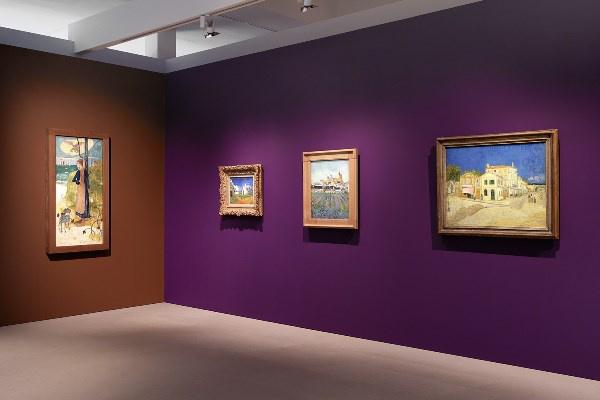 Van Gogh-kiállítás Arles-ban