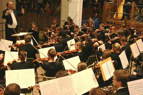 Junge Deutsch-Französisch-Ungarische Philharmoniea