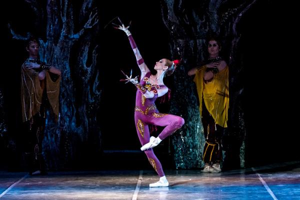 Tűzmadár - Moszkvai Állami Akadémiai Klasszikus Balett