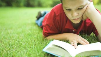 Ezért is érdemes könyvet adni a gyerek kezébe
