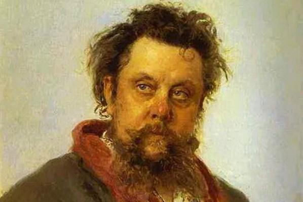 Ilja Repin: M. P. Muszorgszkij
