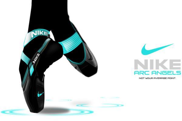 Arc Angels spicc-cipő