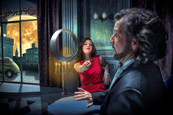 Opera image - Carmen