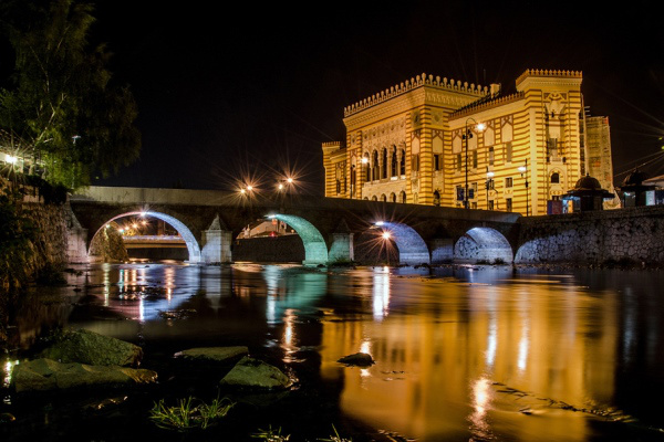 Nemzeti Könyvtár (Sarajevó)