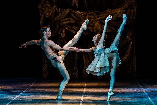 Tavaszi Áldozat - Moszkvai Állami Akadémiai Klasszikus Balett
