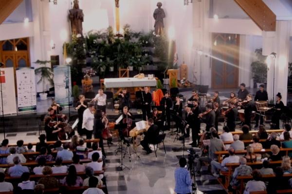 Csíkszeredai Barokk Fesztiválzenekar