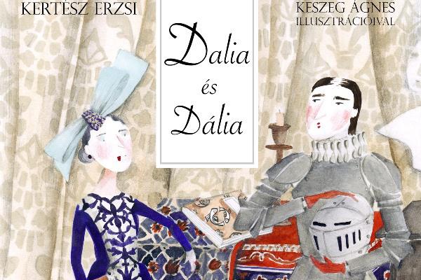 Dalia és Dália - borító