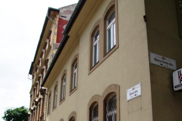 BKF - Rózsa utcai campus (www.bkf.hu)