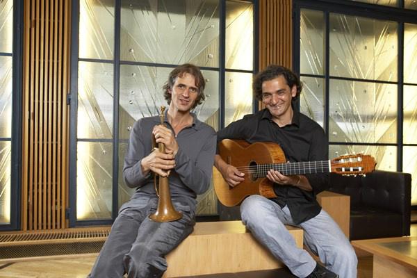 Snétberger Ferenc és Markus Stockhausen
