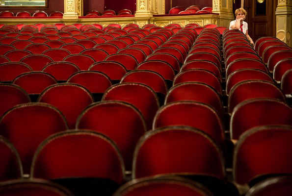 Színházak éjszakája 2014 - Éjszakai látogatás az Operaházban