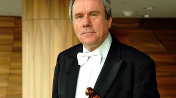 Rolla János búcsúzik a Liszt Ferenc Kamarazenekartól