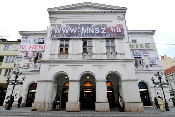 Miskolci Nemzeti Színház épülete