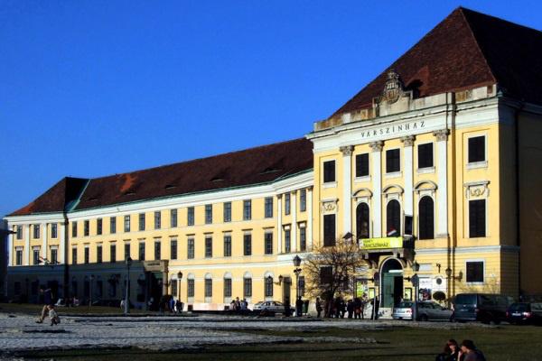 A Karmelita Kolostor épülete