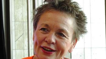 Laurie Anderson lesz az idei Brightoni Fesztivál vendégigazgatója