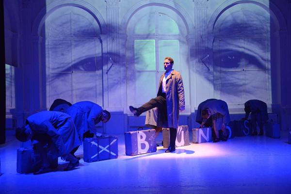 Ifjú Szívek Táncszínház: Hontalanítás