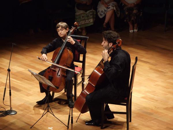 Devich Gergely és Nicolas Altstaedt