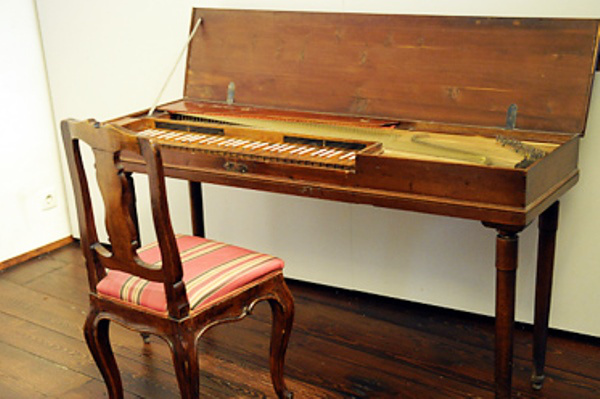 Mozart-klavikord