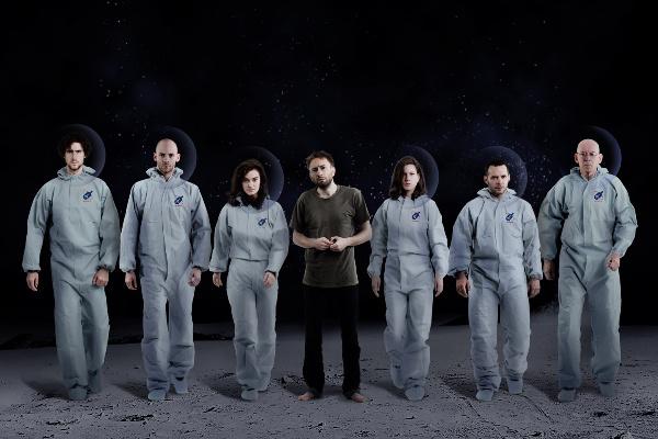 Voyager 3 team  (forrás. Tünet Együttes)