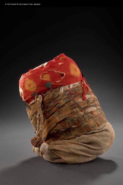 Wari (huari) múmiabatyu Peruból