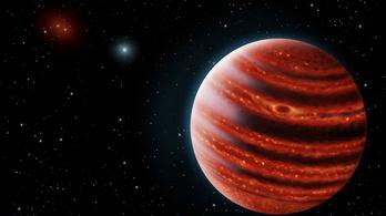 Megtalálták a Jupiter gyerekkori mását