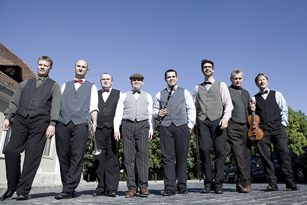Budapest Ragtime Band