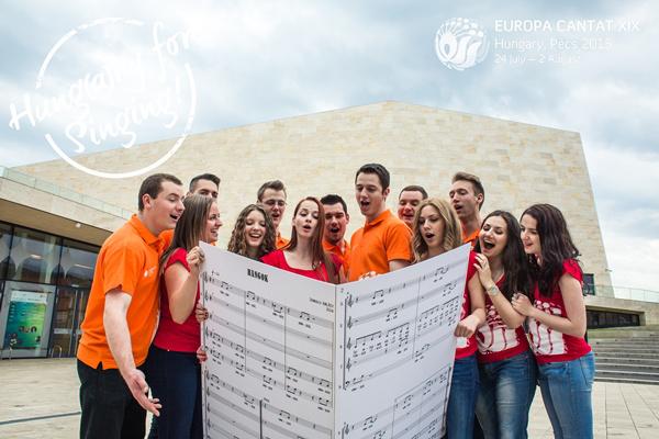 Europa Cantat (Fotó: Várai Enikő)