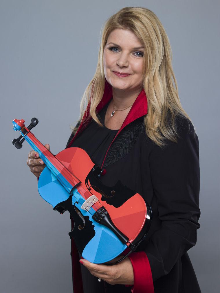 Peller Mariann (Fotó: Virtuózok.hu)