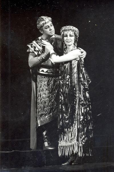 Nabucco - Csák József, Vári Zsuzsanna, 1987