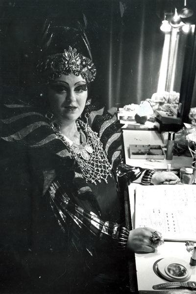 Nabucco - Fekete Veronika, 1988