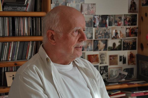 Tardy József (Fotó: Jász Annamária)