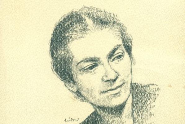 Fischer Annie (rajz: Zádori István)