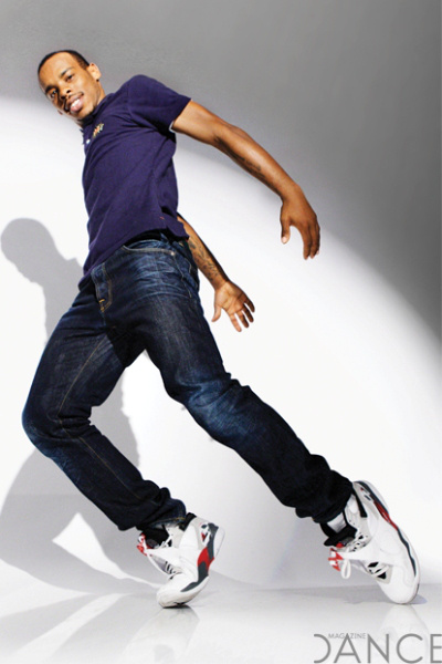 Lil Buck - Dance Magazin